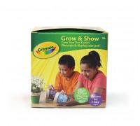 "Crayola ""Decorate It"" 4"" Chalk Flower Pot Collection"